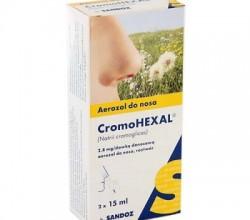 CromoHEXAL aerozol