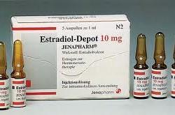 Estradiol depot ampułka