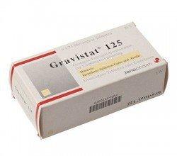 Gravistat 125 tabletki antykoncepcyjne