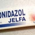 Metronidazol żel