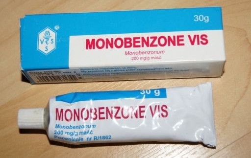 Monobenzone VIS