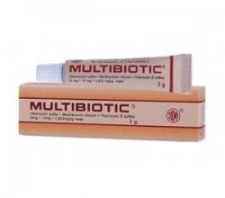 Multibiotic maść