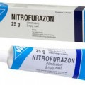 Nitrofurazon maść