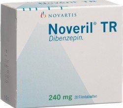 Noveril tabletki o zmodyfikowanym uwalnianiu