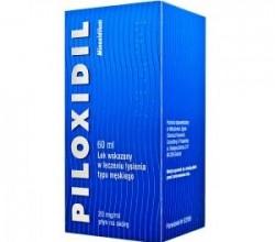 Piloxidil płyn do stosowania na skórę głowy