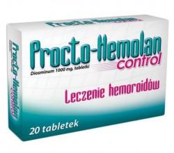 Procto Hemolan żel tabletki czopki