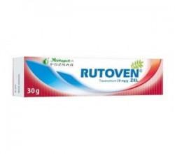 Rutoven tabletki żel