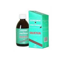 Salicylol płyn