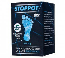 Stoppot Duo puder