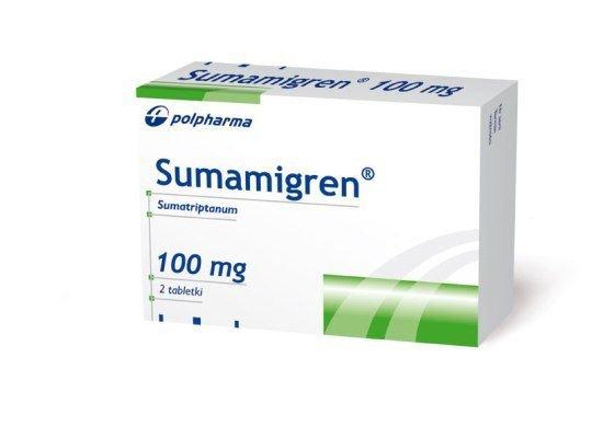 Sumamigren tabletki powlekane