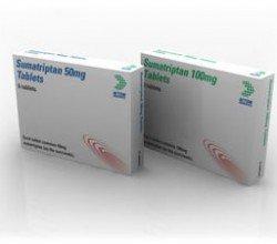 Sumatriptan tabletki powlekane