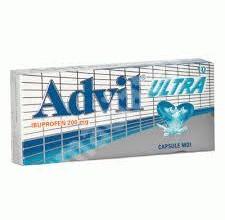 advil ultra kapsułki