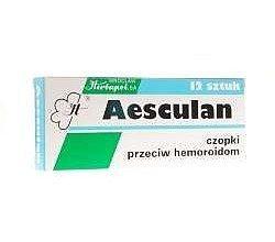 aesculan-czopki