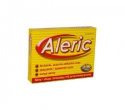 aleric tabletki