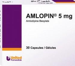 amlopin kapsułki