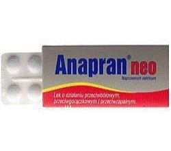 anapran neo tabletki