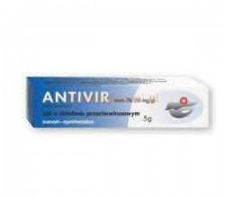 antivir tabletki