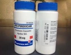 apo-piroxicam kapsułki