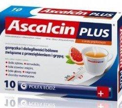ascalcin plus tabletki