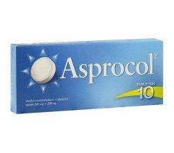 asprocol tabletki