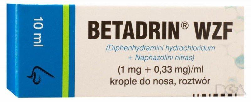 Betadrin WZF