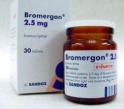 bromergon tabletki