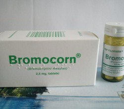 bromocorn tabletki