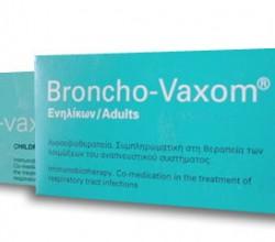 broncho-vaxom kapsułki