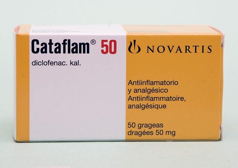 Cataflam tabletki