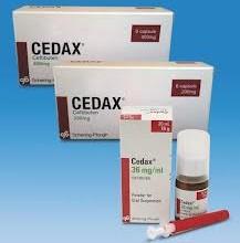 cedax kapsułki