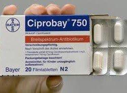 ciprobay tabletki powlekane