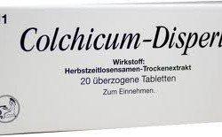 colchicum-dispert tabletki