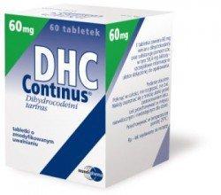 dhc continus tabletki