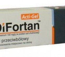 diFortan Acti-Gel