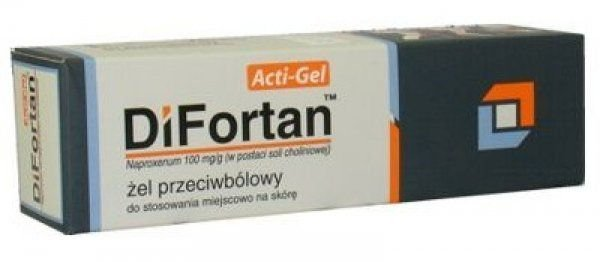 Naproxen Plus (Difortan Acti-Gel)