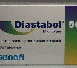 diastabol tabletki