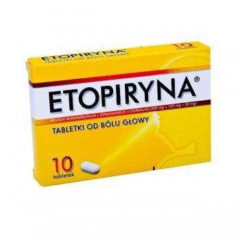 etopiryna tabletki