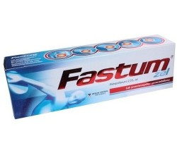 Układ kostny Fastum gel - Fastum żel lek przeciwzapalny żel na ból 50g