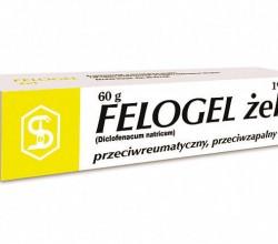 felogel żel