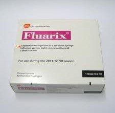 fluarix zawiesina