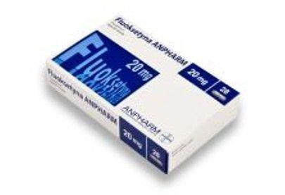 Fluoksetyna tabletki