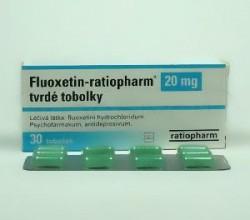 fluoxetin kapsułki