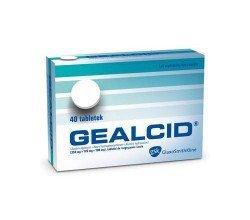 Układ pokarmowy Gealcid 24 tableteki