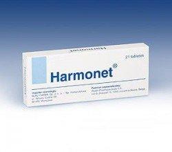 harmonet tabletki powlekane