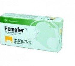 hemofer prolongatum tabletki