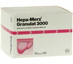 hepa-merz-granulat
