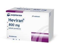 heviran tabletki