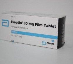 isoptin tabletki