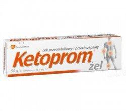 ketoprom-zel