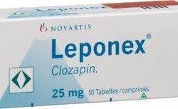 leponex tabletki